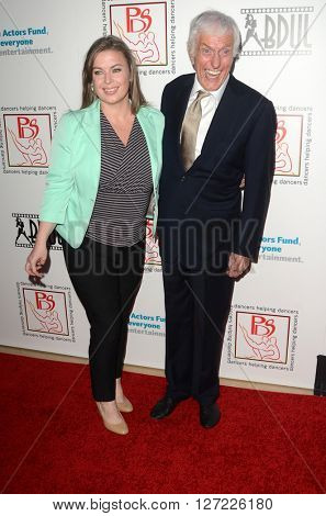 LOS ANGELES - APR 24:  Arlene Silver, Dick Van Dyke at the Professional Dancers Society's Annual Gypsy Awards Luncheon at the Beverly Hilton Hotel on April 24, 2016 in Beverly Hills, CA