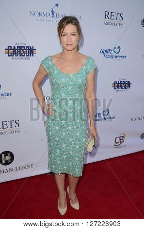 LAS VEGAS - APR 20:  Ali Hillis at the Norma Jean Gala benefitting Hollygrove at the Taglyan Complex on April 20, 2016 in Los Angeles, CA