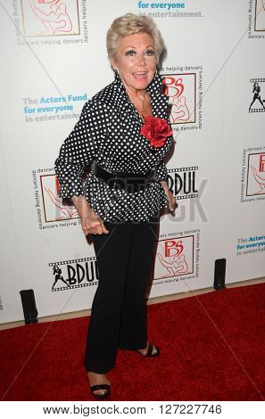 LOS ANGELES - APR 24:  Mitzi Gaynor at the Professional Dancers Society's Annual Gypsy Awards Luncheon at the Beverly Hilton Hotel on April 24, 2016 in Beverly Hills, CA