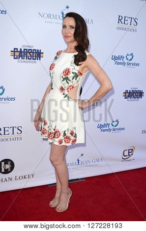 LAS VEGAS - APR 20:  Katherine Jane Bryant at the Norma Jean Gala benefitting Hollygrove at the Taglyan Complex on April 20, 2016 in Los Angeles, CA