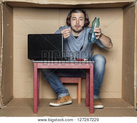 Intern Drink Alcohol At Work