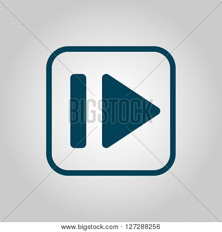 Music Forward Icon In Vector Format. Premium Quality Music Forward. Web Graphic Music Forward Sign O