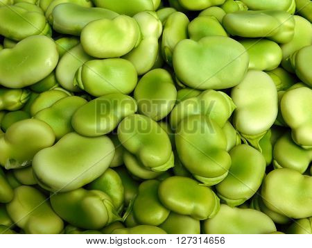 beans to cook and eat in the kitchen
