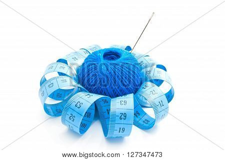 Blue Meter, Needle And Thread