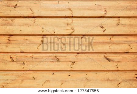 Unpainted Wooden Wall Texture
