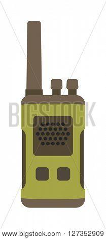 Portable radio vector