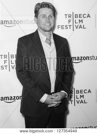 2016 Tribeca - Tribeca Talks Directors Series - J J Abrams With Chris Rock