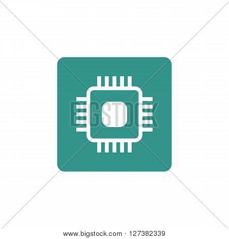 Hardware Chip Icon In Vector Format. Premium Quality Hardware Chip Symbol. Web Graphic Hardware Chip
