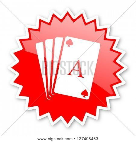 card red tag, sticker, label, star, stamp, banner, advertising, badge, emblem, web icon