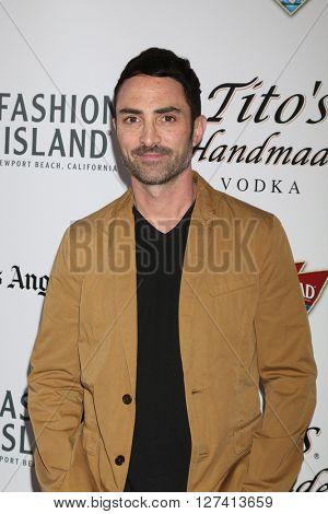 LOS ANGELES - APR 25:  Darren Capozzi at the Stevie D West Coast Premiere at the Newport Beach Film Festival at the Island Cinema on April 25, 2016 in Newport Beach, CA