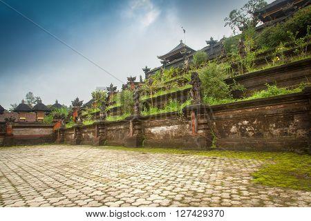Indonesia - Old Hindu Architecture On Bali Island, Pura Besakih
