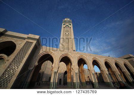 Marokko Casablanca