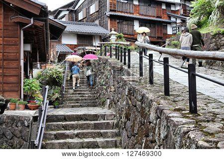 Magome, Japan