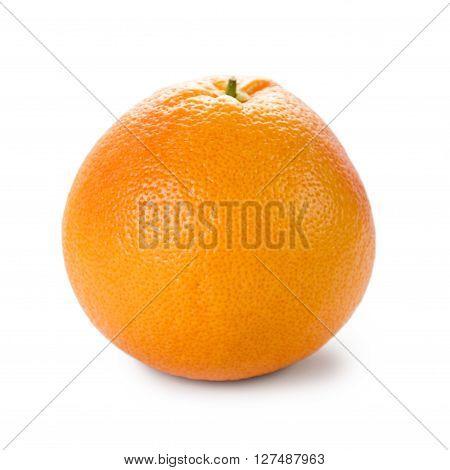 Grapefruit Isolated On White Background