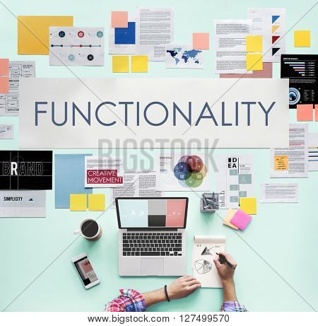 Functionality Practicality Purpose Quality Concept