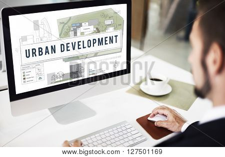 Urban Planning Development Build Design Concept