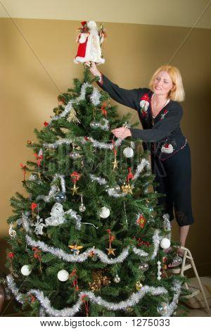Sandy! Please Decorate The Tree! 3