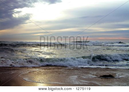 Beach In La Jolla California