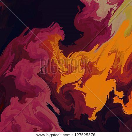 Abstract Crazy Wallpaper