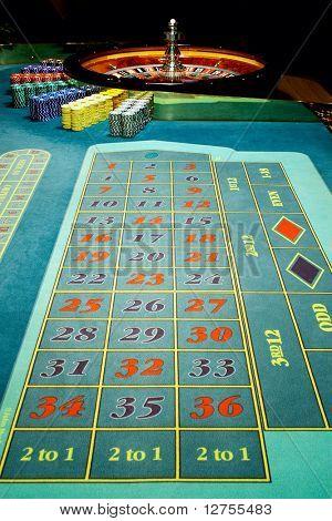 Casino, roulette #2