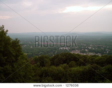View From Mt. Tom
