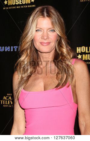LOS ANGELES - APR 27:  Michelle Stafford at the 2016 Daytime EMMY Awards Nominees Reception at the Hollywood Museum on April 27, 2016 in Los Angeles, CA