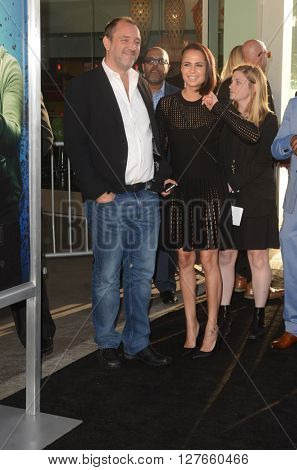 LOS ANGELES - APR 21:  Trey Parker at the Keanu Los Angeles Premiere at the ArcLight Hollywood Theaters on April 21, 2016 in Los Angeles, CA