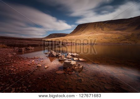 Llyn y Fan Fach Mountain