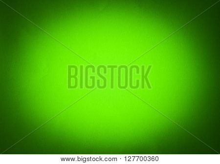Green Color Paper