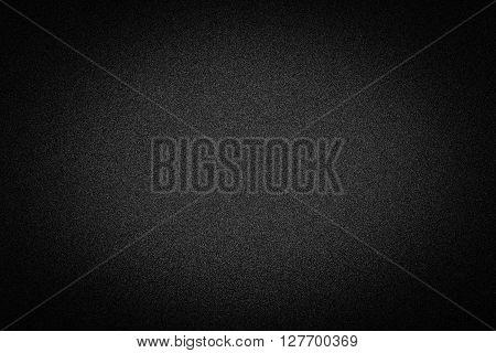 Dark Black Background With Shiny Speckles