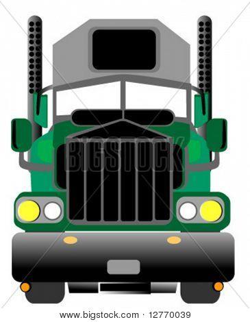 Truck - Vector