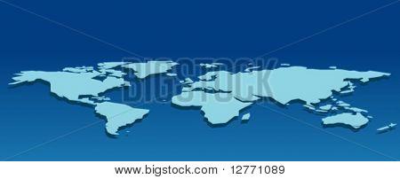 World Vector Background
