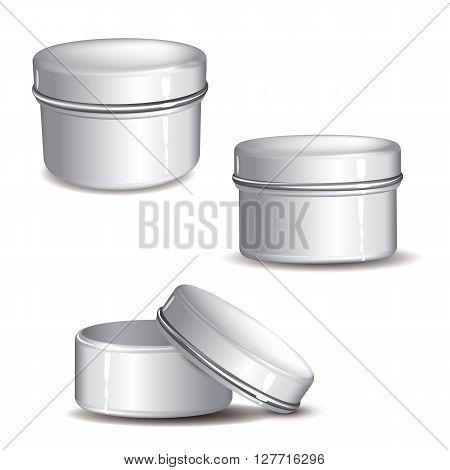 Customizable Cream Jar Kit