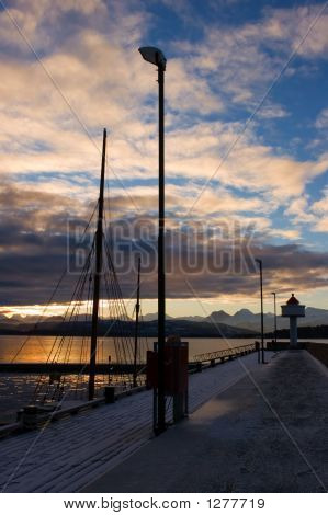 Molde Boat Harbor 2