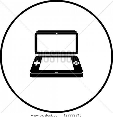 portable videogame symbol