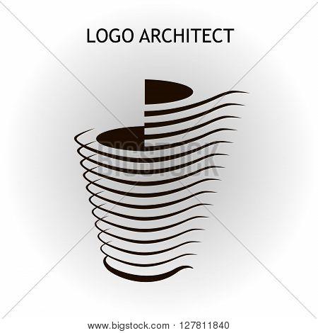 vector, creative, black and white, utilitarian, laconic, logo design, signs