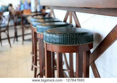 Details Of Bar Stools