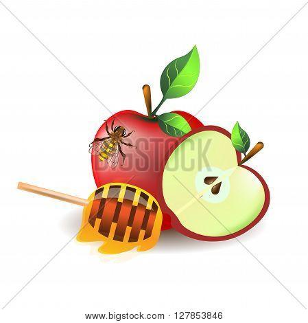Apple And Half