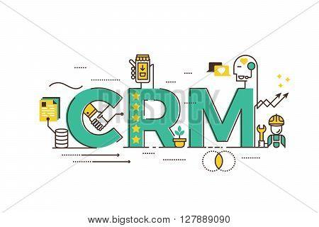 Crm : Customer Relationship Management