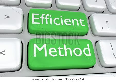 Efficient Method Concept