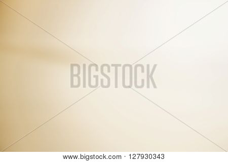 Blurry shot of a abstract beige background