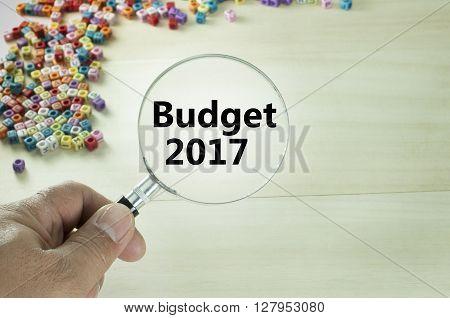 Budget 2017 Text