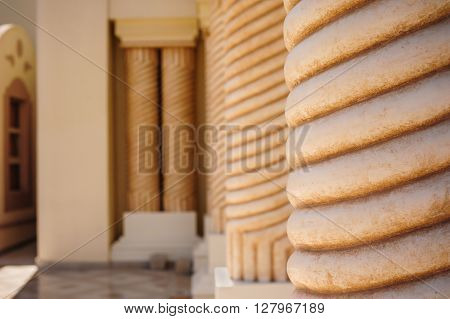 elements of ancient architecture column architecture of asia