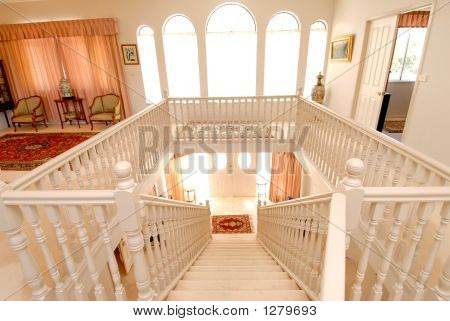Ivory Internal Staircase
