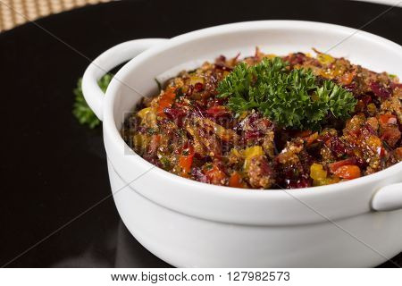 Cottage pie shepherd's pie english cuisine. Gourmet food