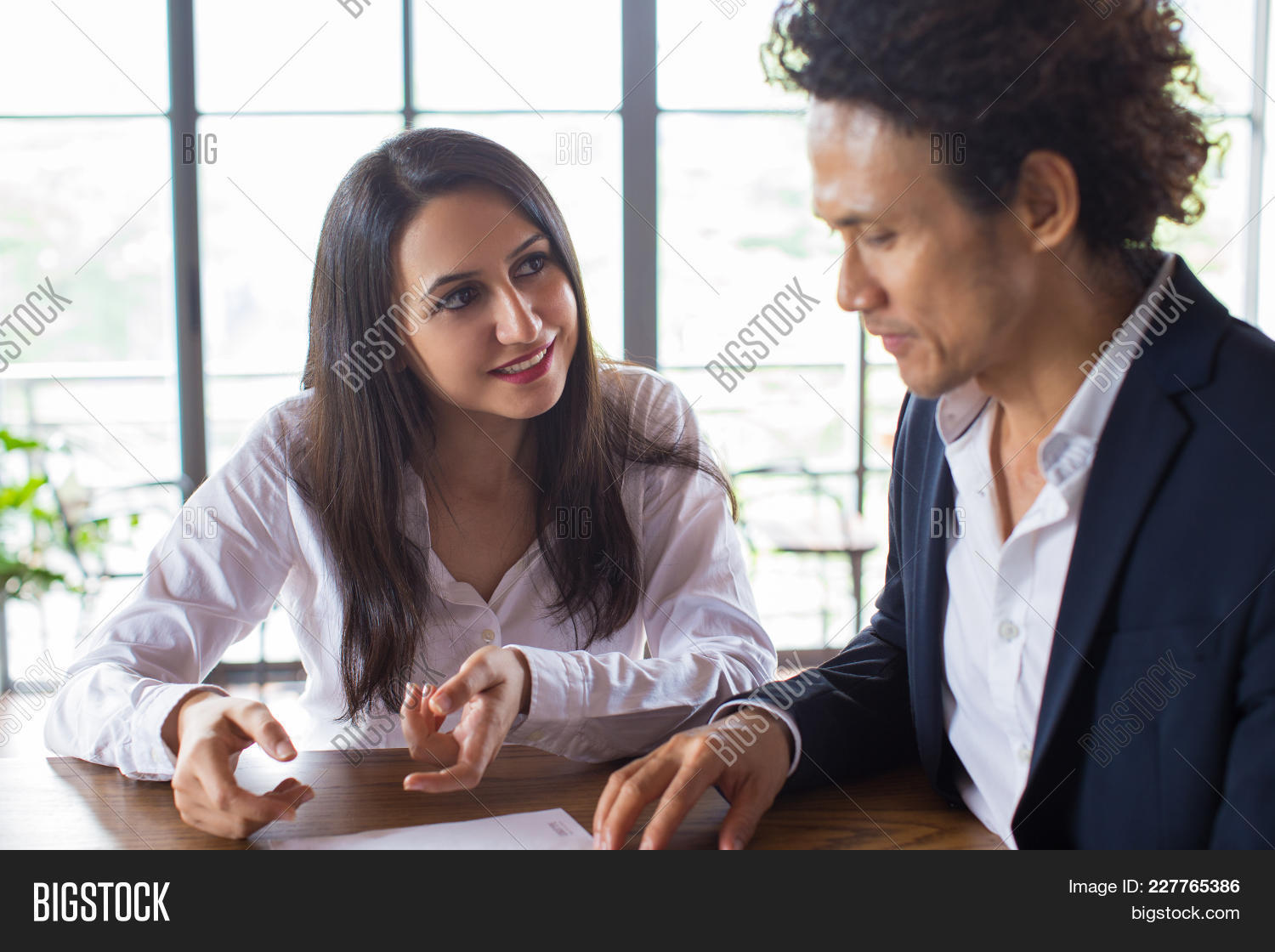 Business partner dating site
