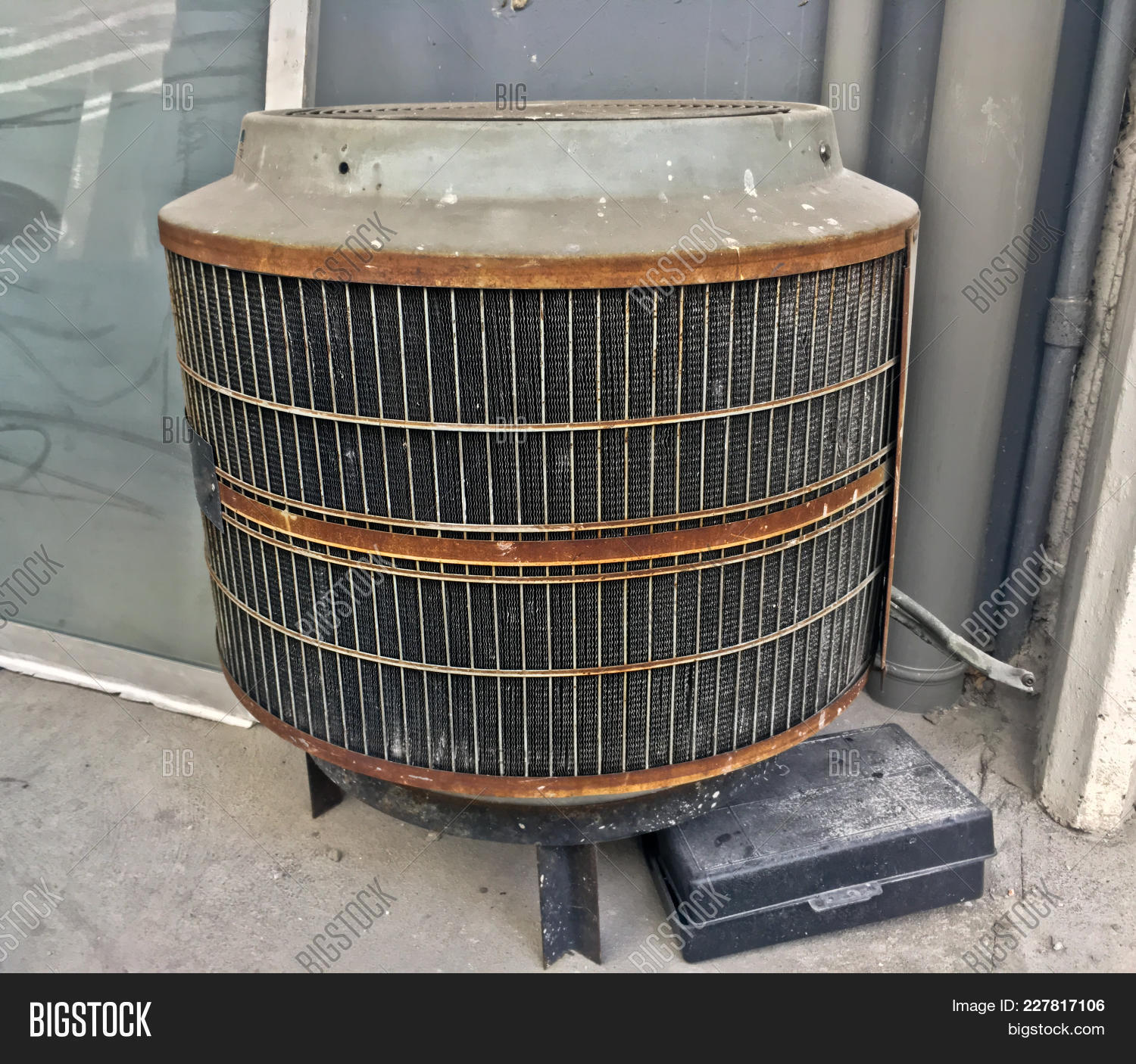 Ac Compressors Air Image Photo Free Trial Stock