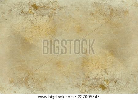 Old Grunge napless metallic background