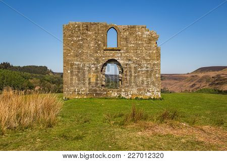 Skelton Tower In The North York Moors National Park Near Levisham, North Yorkshire, England, Uk