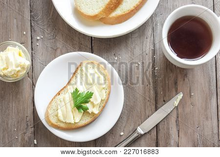 Bread, Butter And Tea